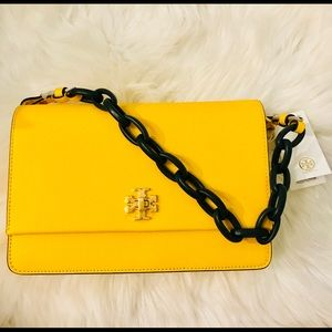 9b39cbd35078b Tory Burch Bags - LAST ONE Tory Burch Kira Double Strap Shoulder Bag